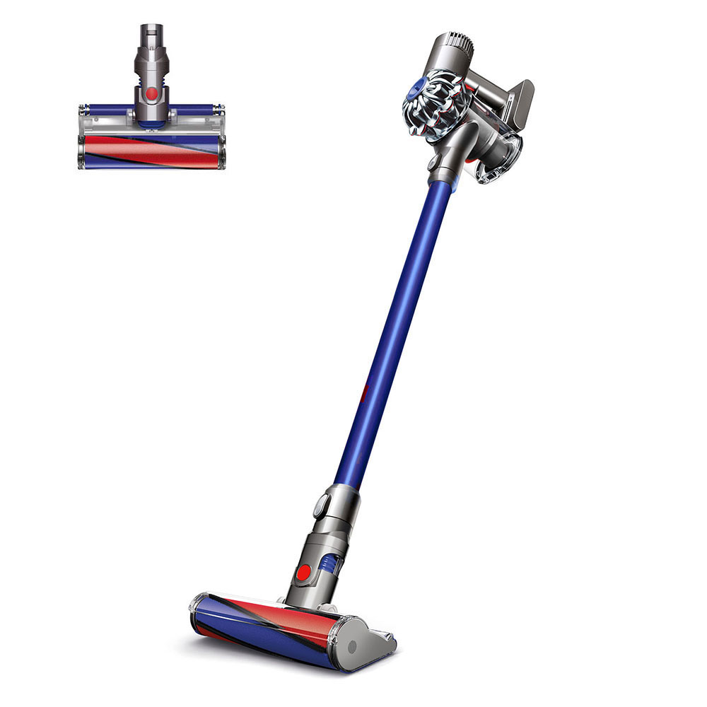 Dyson Hardwood Floor cordless See It In Action
