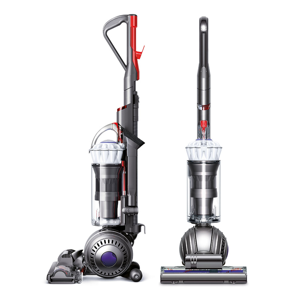 dyson up16 light ball multi floor midsize upright vacuum white new. Black Bedroom Furniture Sets. Home Design Ideas