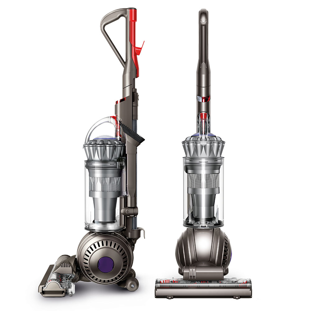 dyson dc40 the ball multi floor cyclone upright vacuum. Black Bedroom Furniture Sets. Home Design Ideas